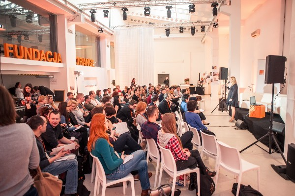 Fundacja Orange - warsztaty - luty 2015